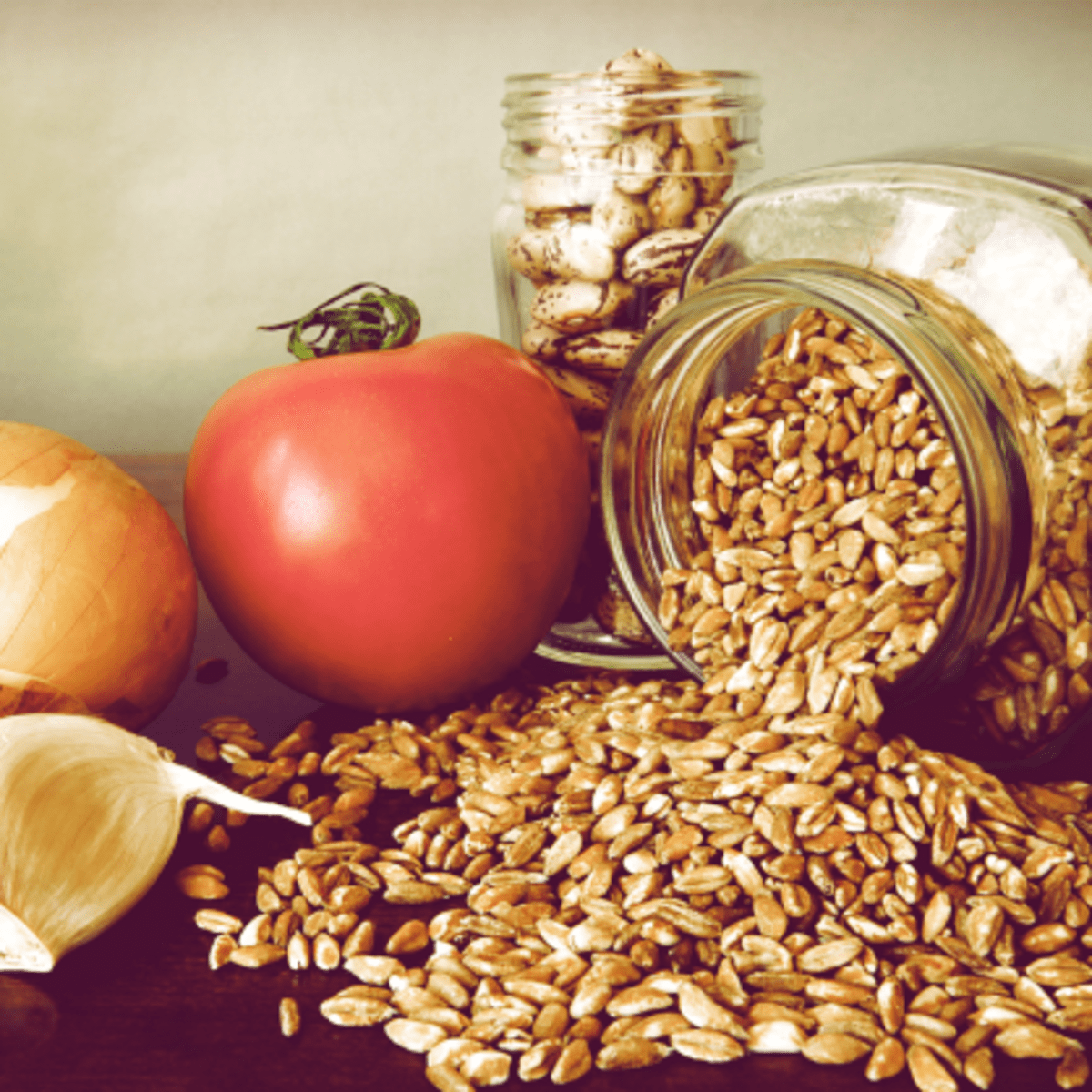 Whole Grain Farro Recipes - Jamie Geller