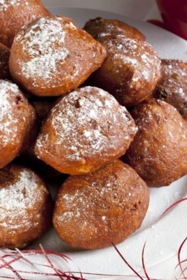 chanukah doughnuts