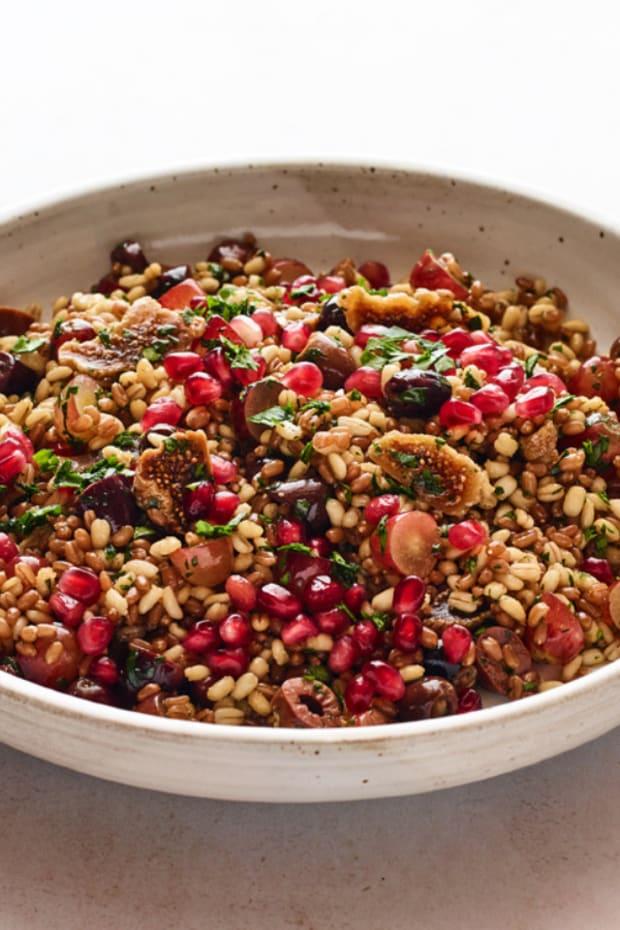 Asian Barley Salad