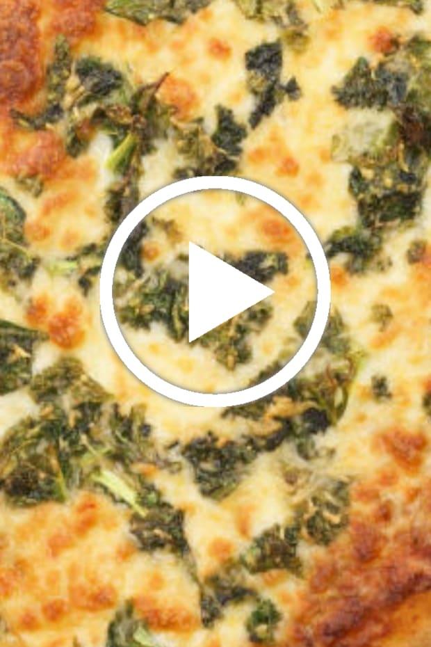 sheet pan pizza video