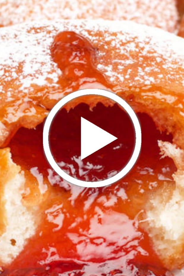jelly sufganiyot featured