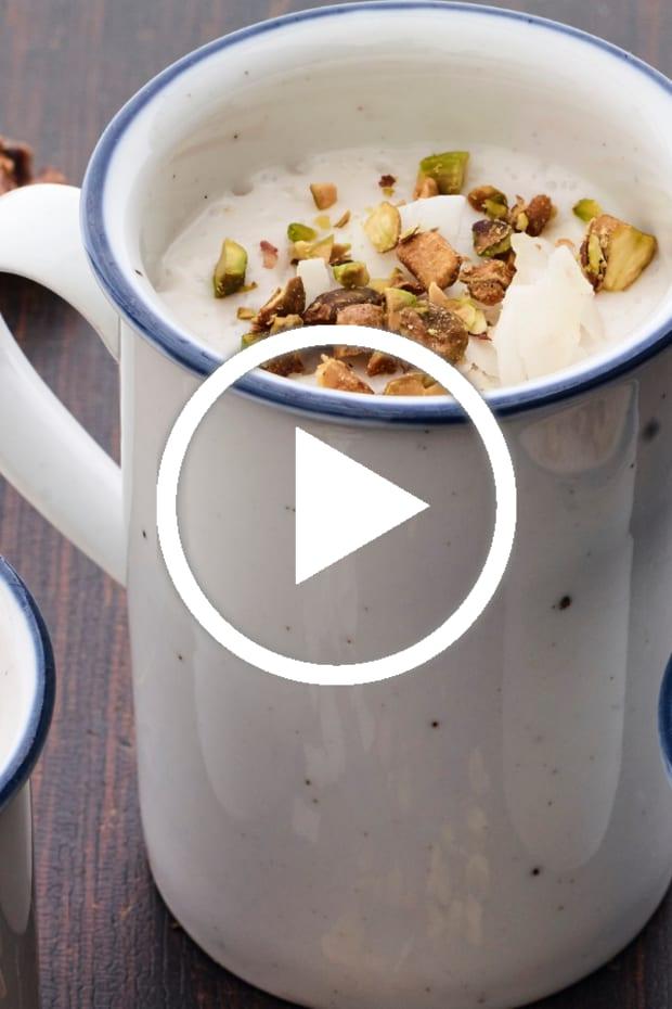 DIY Sachlav - Israeli Hot Chocolate video