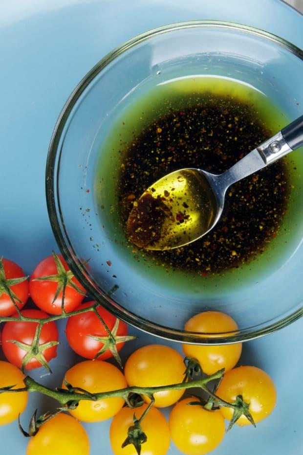 balsamic vinaigrette homemade dressing