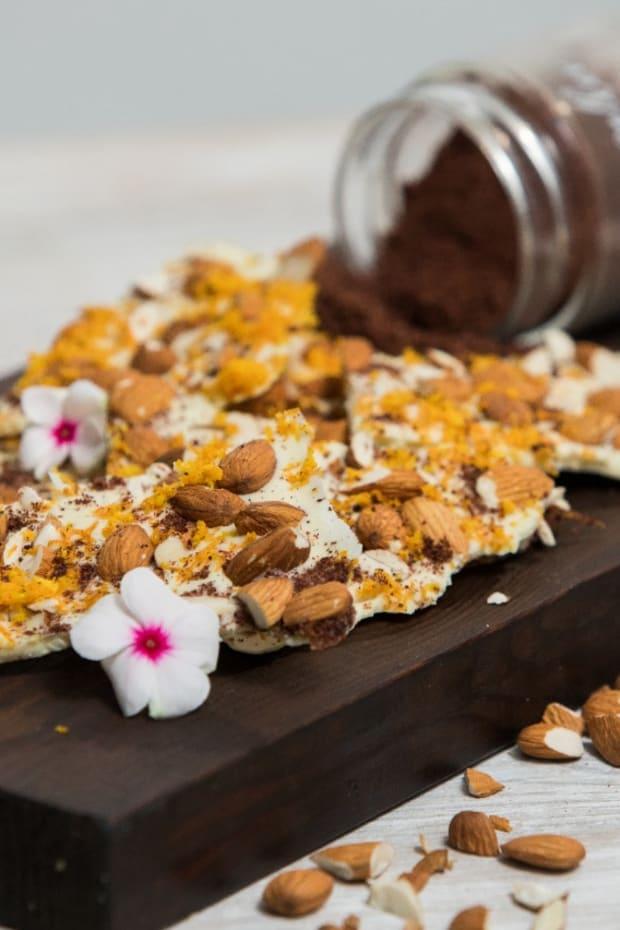 White Chocolate Sumac Bark 5