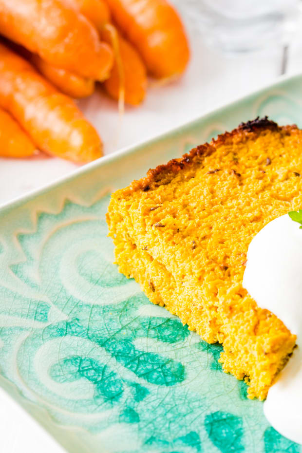 Carrot Kugel