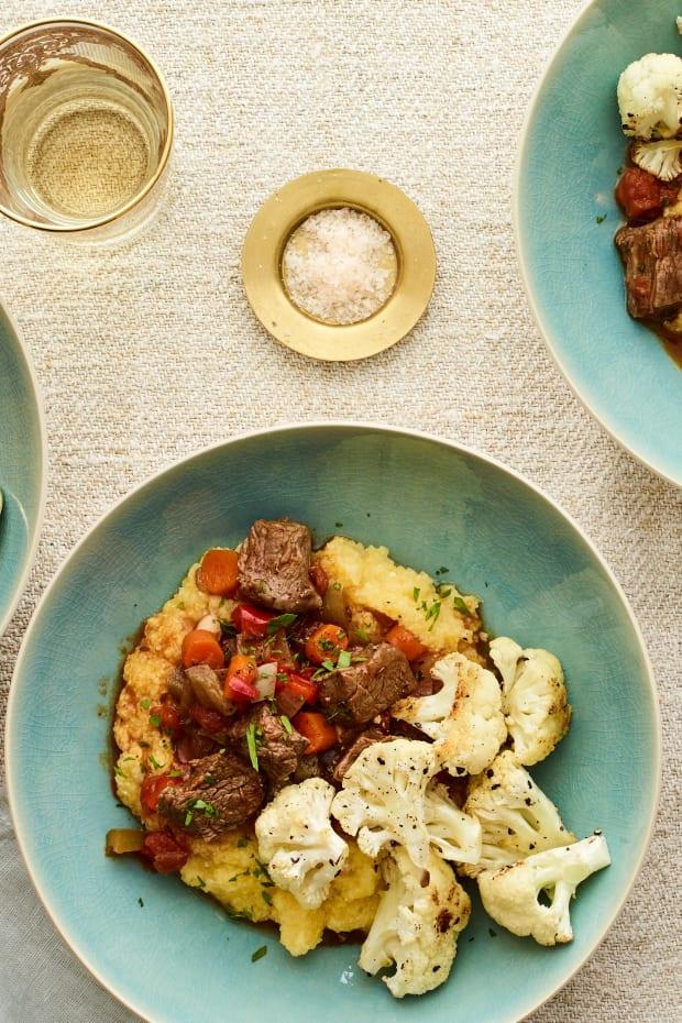 Healthier Beef Goulash