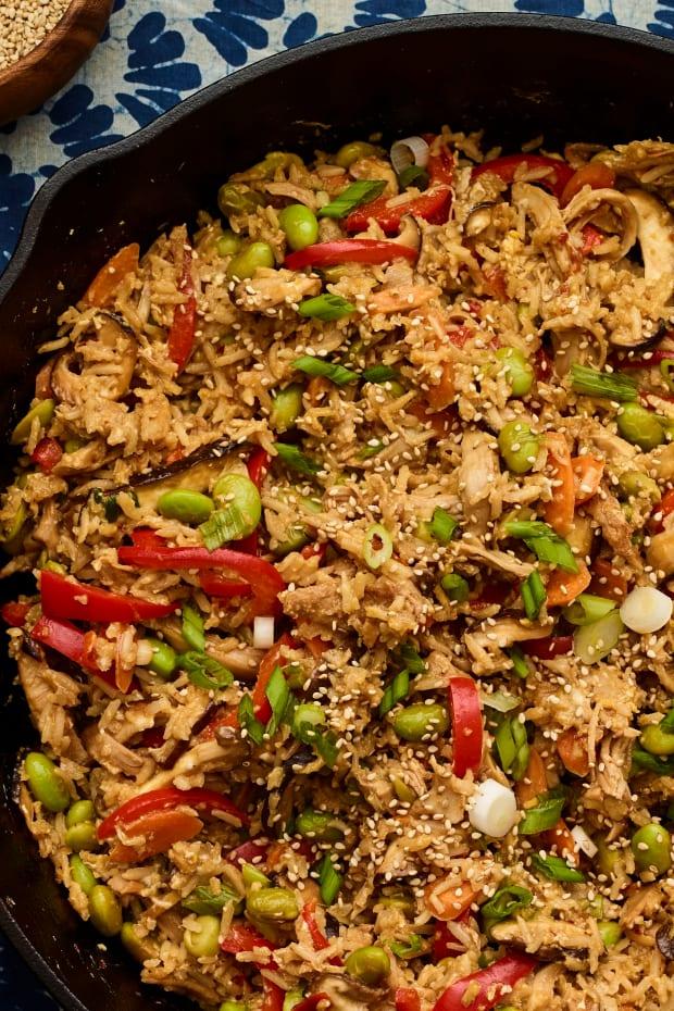 Fresh Families Asian Stir Fry