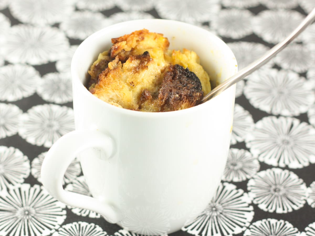 Cinnamon Roll French Toast In A Mug Jamie Geller