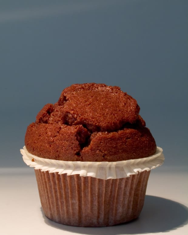 Honey Cake Muffin