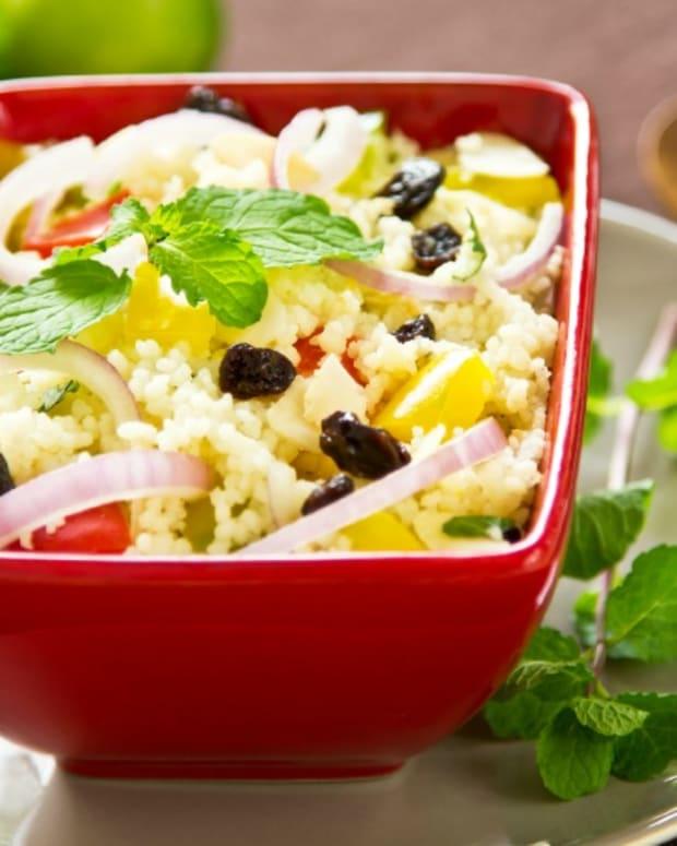 Couscous Mediterranean Style