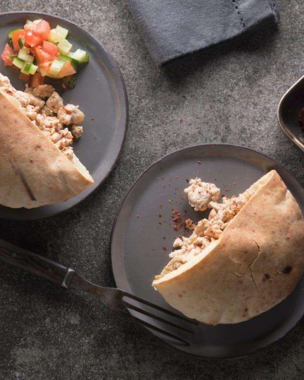 shawarma sloppy joes