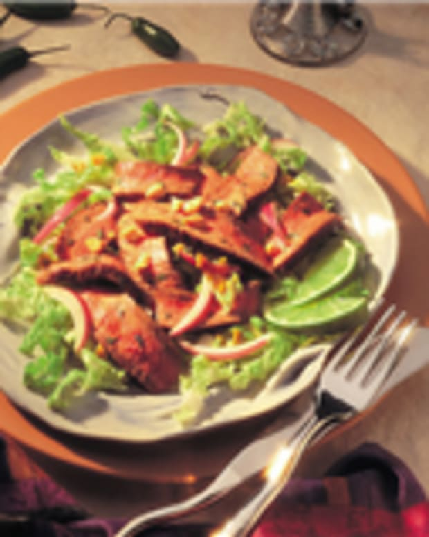 Asian Beef Salad
