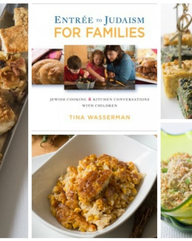 tina wasserman cookbook