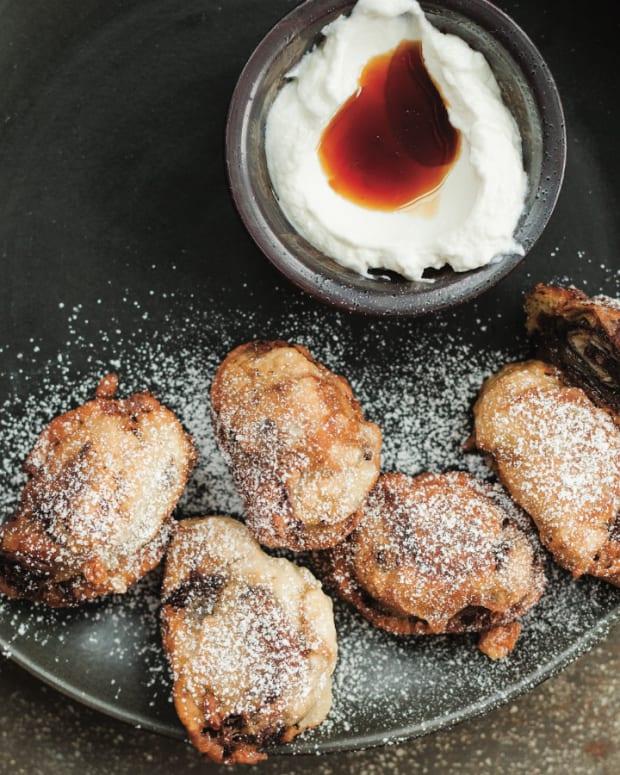 Fried Rugelach