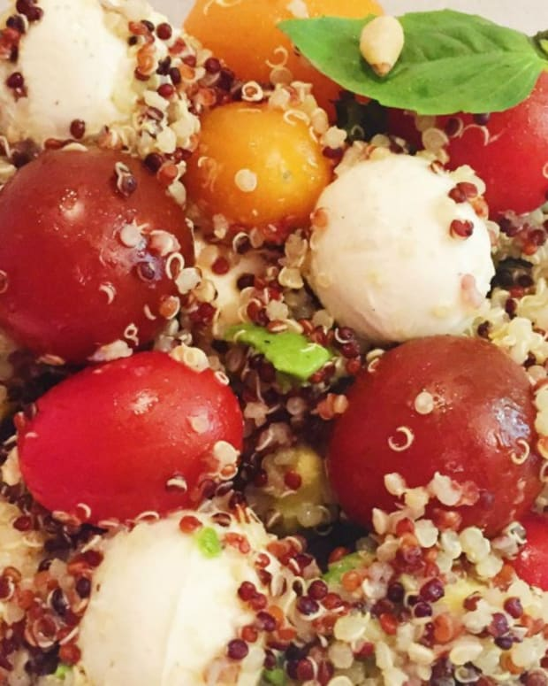 Refreshing Quinoa Salad