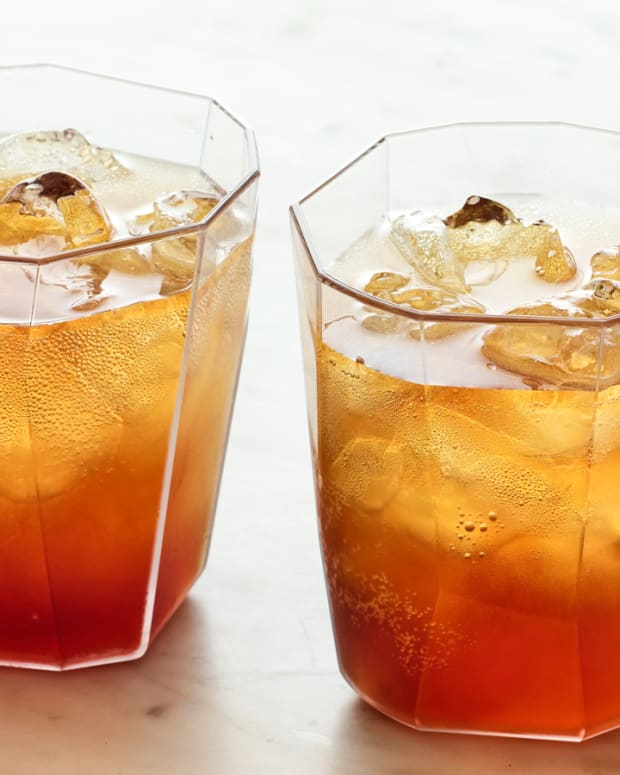 Sparkling Iced Coffe