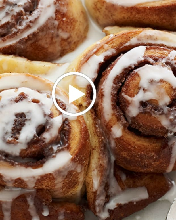 Cinnamon Buns Video