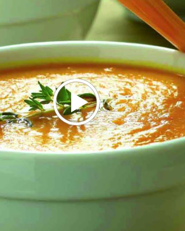 Butternut Squash Soup Video