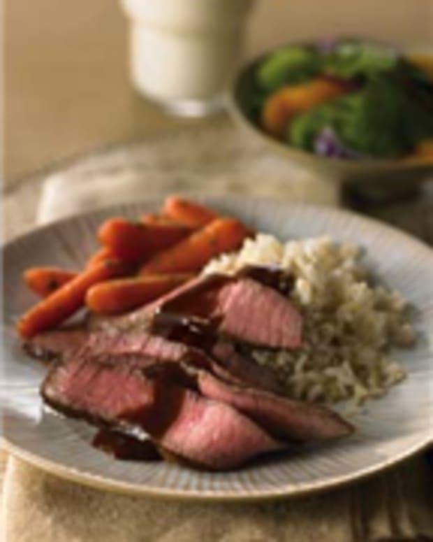 Asian B-B-Q Steak