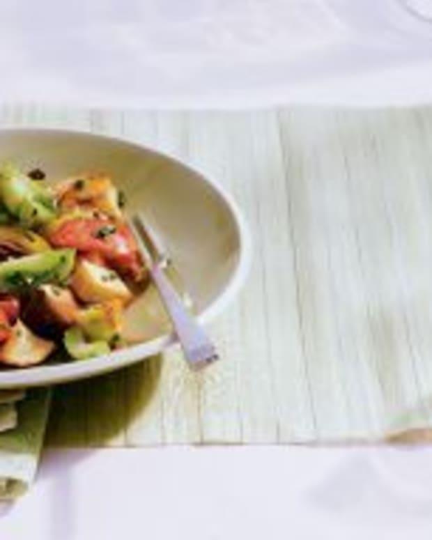Idaho® Potato Panzanella
