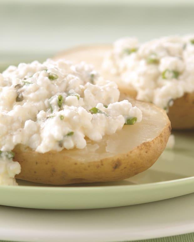 Parmesan Herb Potatoes