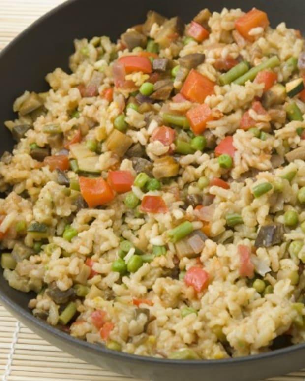 veg paella