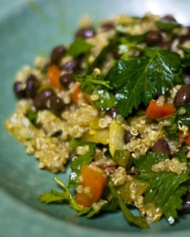 Quinoa Finished 2