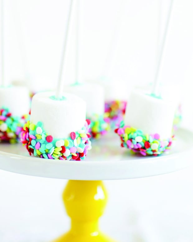 Confetti Marshmallow Pops wide
