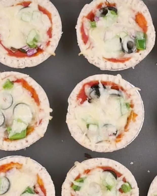 deep dish pizzas