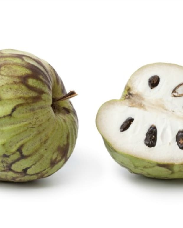 what is a cherimoya