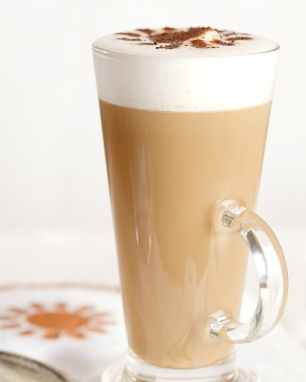 DIY homemade chai latte, my comfort food
