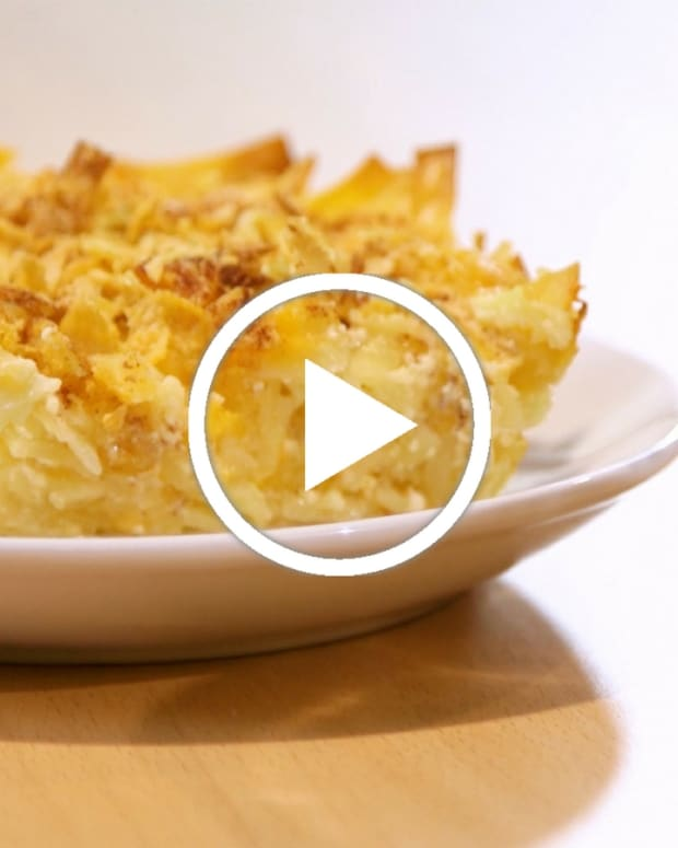 norene gilletz three cheese sweet noodle kugel