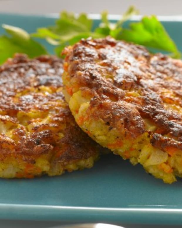 cauliflower carrot latke recipe