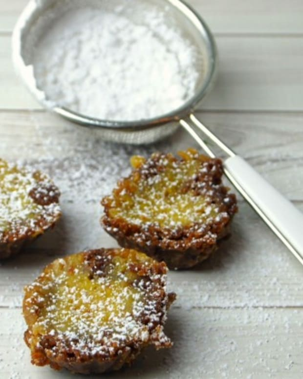 mini crack pies