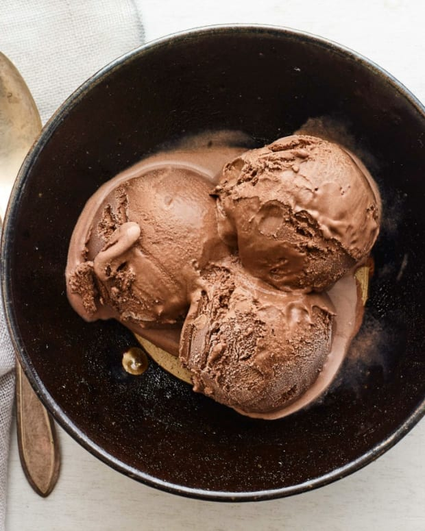 Bittersweet Chocolate and Extra Virgin Olive Oil Ice Cream horizontal1