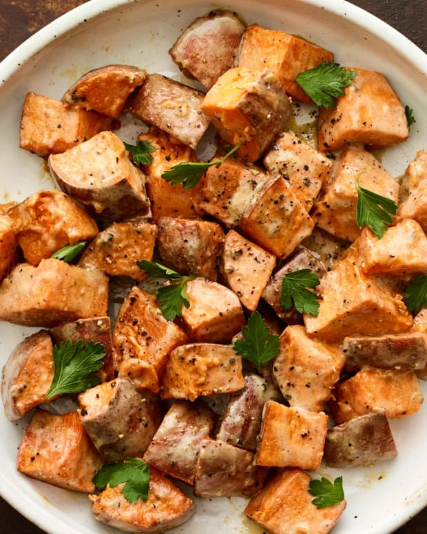 Sweet Potato Salad horizontal