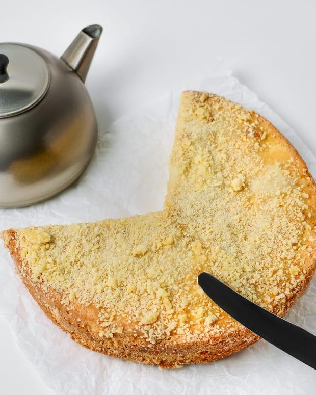 Israeli cheesecake