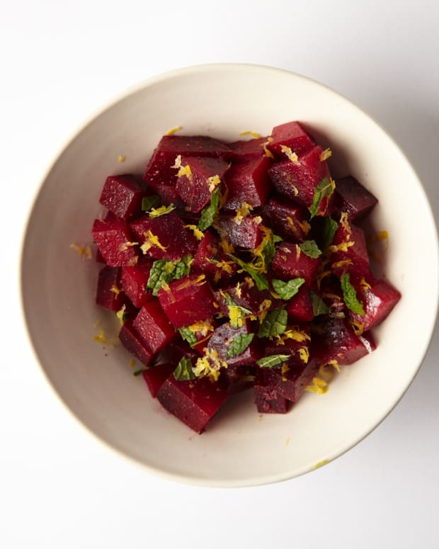 Roasted Beet Salad Pg. 61