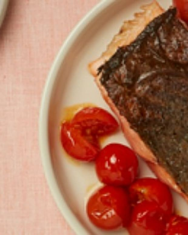 pan seared salmon recipe