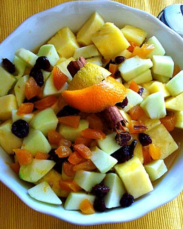 Pine Apple Fruit Salad