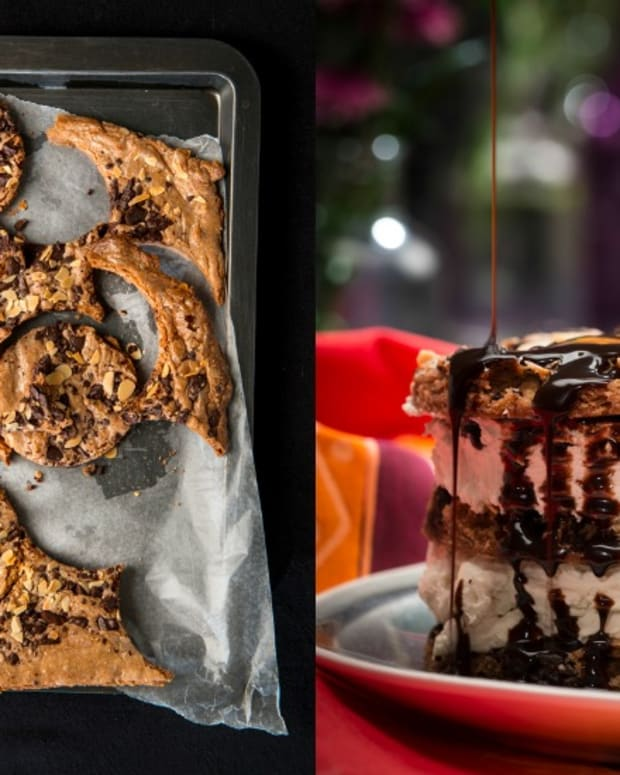 passover cookie ice cream cake