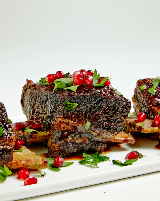 Sticky Short Ribs for Rosh Hashanah