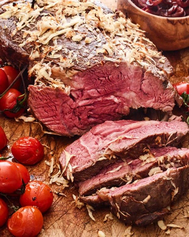 sous vide chuck roast
