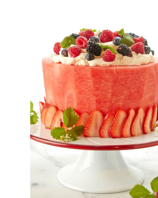 Watermelon Cake White