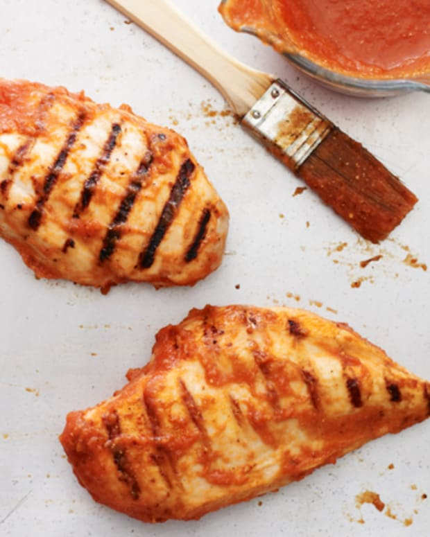 Peach BBQ Sauce