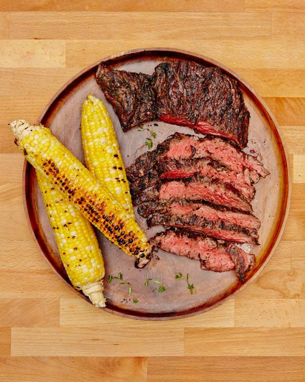 Crescent Steak can't overcook