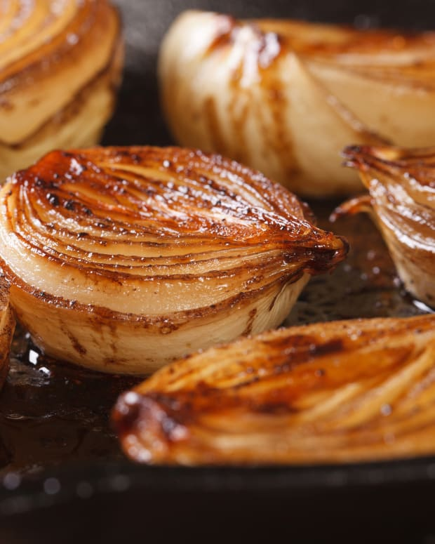 caramelized onions whole