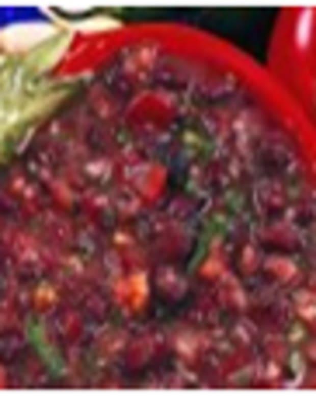 Black Bean Fiesta Salsa