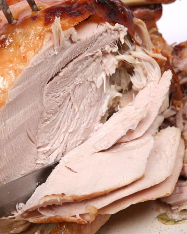 sweet n' sour baste free turkey