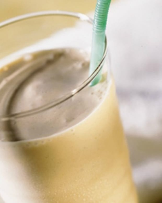 Peanut Butter Banana Breakfast Shake